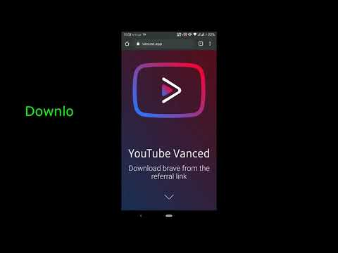 How to install Youtube Vanced for non rooted devices || Latest version 2020 ||