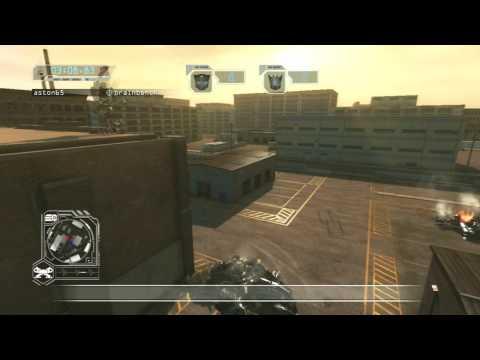 Transformers 2 - Online Gameplay