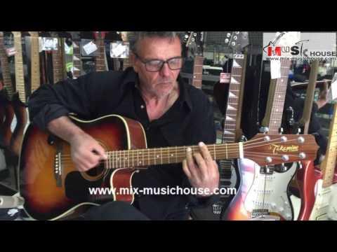 Takamine EG 530C 2T Akusticna ozvucena gitara www.mix-musichouse.com