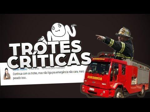 TROTES PARA BOMBEIRO!! - Críticas