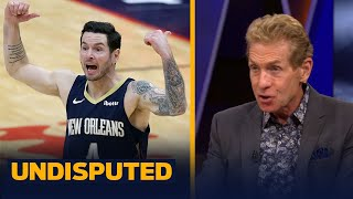 Skip & Shannon on JJ Redick's 'troubling' comments about Pelicans front office | NBA | UNDISPUTED