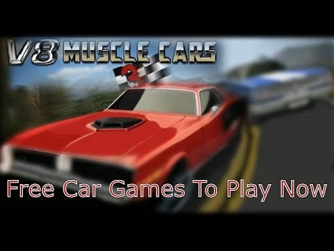 Play Muscle Cars Game Online To Play Now Youtube