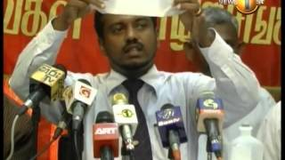 NEWS FIRST 08072013 8 00PM TAMIL P 1