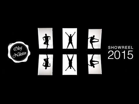 Showreel 2015. Videographer Oleg Nikitin