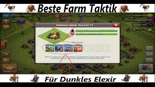 BESTE FARM TAKTIK für DUNKLES ELEXIER!|Clash of Clans [German/Deutsch]