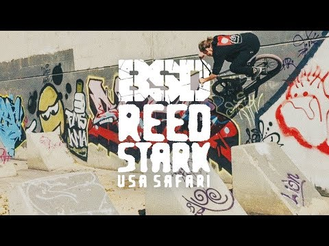 BSD BMX - Reed Stark USA Safari