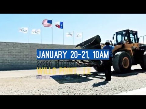 Equify Auction Event | January 20-21, Wills Point, TX