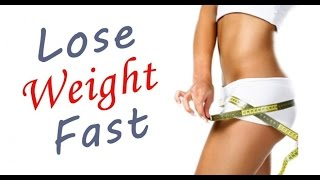 How To Lose Weight Fast - Best Diet Plan To Lose Weight Fast - The 3 Week Diet