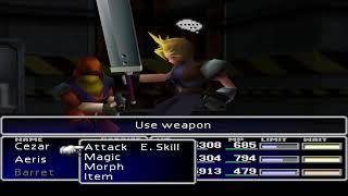 Final Fantasy 7 New Threat Mod 1.5 : First Ribbon