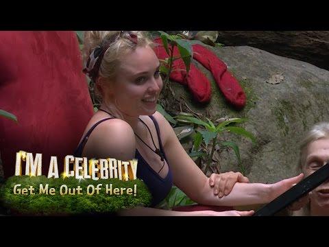 Camp Leader Jorgie Porter Has A Tough Decision To Make | I'm A Celebrity... Get Me Out Of Here!