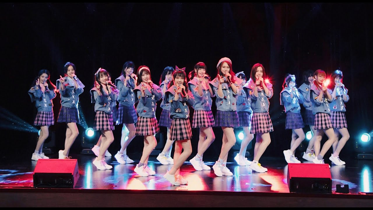 AKB48 Team SH「缩略图」公演精彩回顾 01