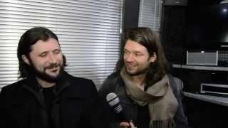 Taking Back Sunday Adam Lazzara & John Nolan Interview with Black Velvet Magazine 2014