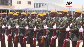 President Xi leaves Zimbabwe
