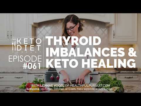 #061 The Keto Diet Podcast: Managing Your Master Hormone