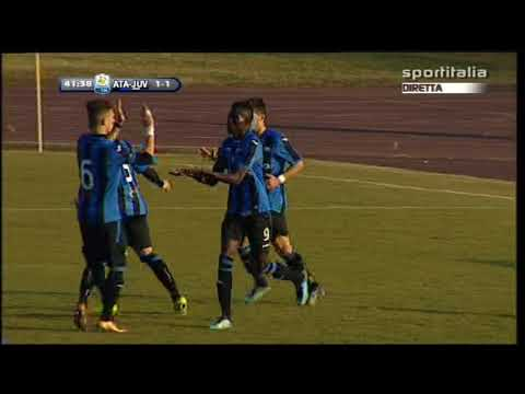 Campionato PRIMAVERA 1: Atalanta - Juventus 3-1