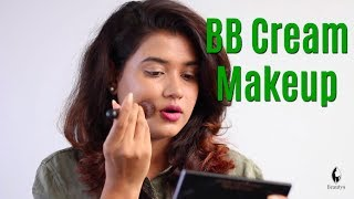 BB Cream Makeup Tutorial (Hindi)
