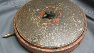 Коп по войне - подрыв немецкой противотанковой мины Tmi 35 / Searching with Metal Detector(, 2015-07-31T18:34:22.000Z)
