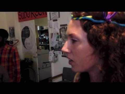 Sudo Room Oakland Hackerspace Party Video