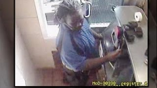 Credit Card Thieves Caught on Tape Using Skimmers | Nightline | ABC News thumbnail