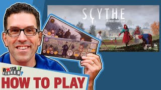 Scythe: Invaders From Afar - How To Play