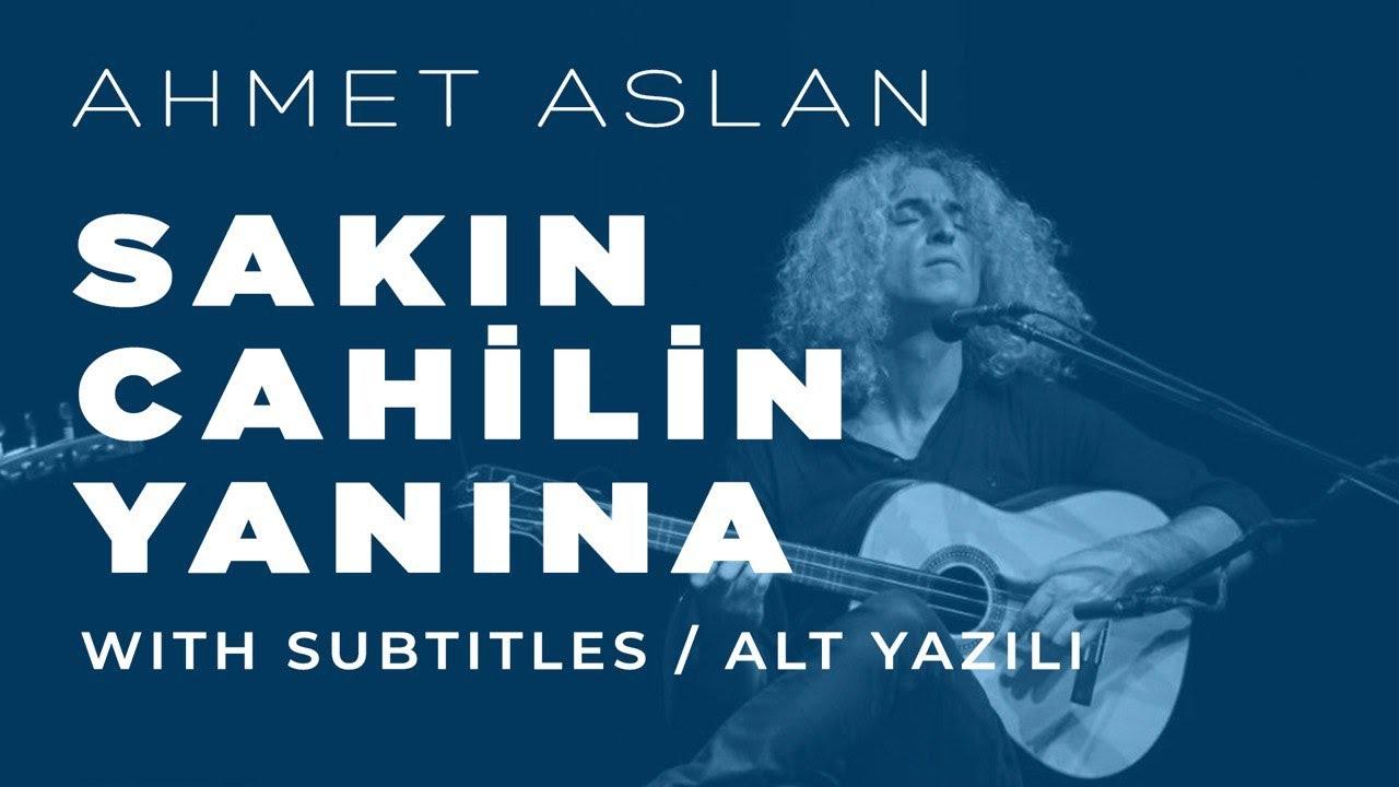 Ahmet Aslan Sakin Cahilin Yanina Varma Live Concert In Diyarbakır