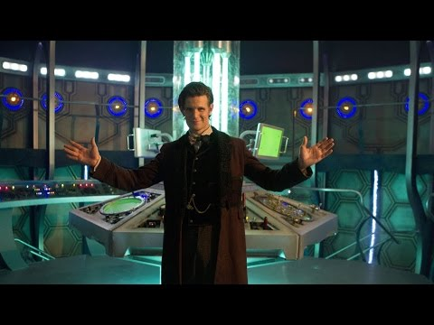 Doctor Who: Best TARDIS Moments!