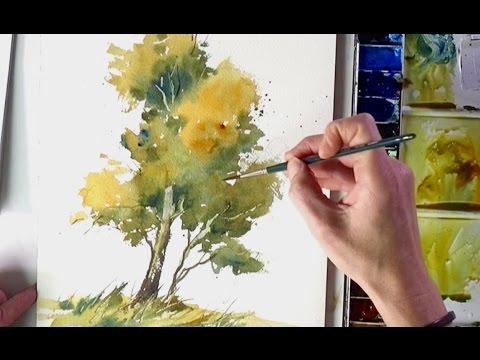 Ganz einfach malen lernen 2: Baum