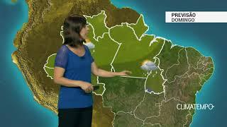 Previsão Norte – Chuva frequente entre RO e TO