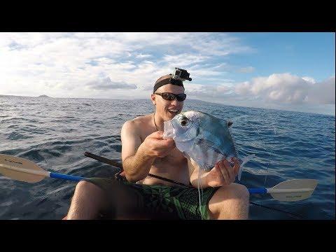 Kayak Fishing Maui!