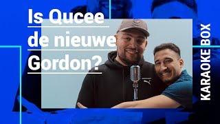 SUPERGAANDE doet HILARISCHE cover van GORDON's 'Kon Ik Maar Even Bij Je Zijn' | Karaoke Box