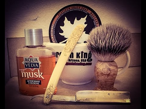SOTD: Tobacco & Leather