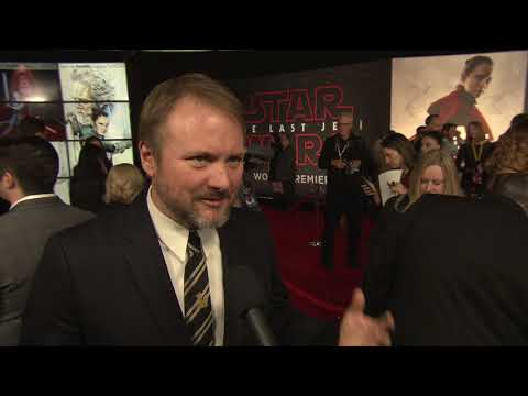 Download Youtube: Star Wars: The Last Jedi: Director Rian Johnson Red Carpet World Premiere Interview