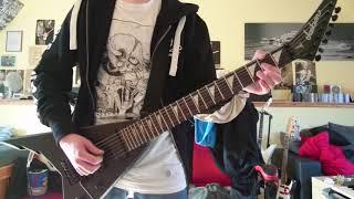 Unter Tage - Callejon Guitar Cover
