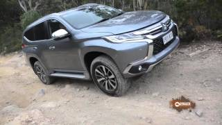 Mitsubishi Pajero Sport - Allan Whiting - April 2016(Outback Travel Australia tested the Mitsubishi Pajero Sport on and off road. This Challenger replacement has much better performance and economy than its ..., 2016-04-10T07:37:48.000Z)
