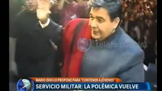 Polémica Por Una Propuesta Sobre El Servicio Militar Obligatorio - Telefe Noticias