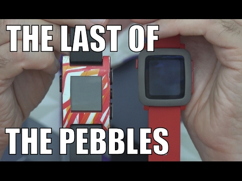 Pebble Time Review- Last of its Kind | EpicReviewGuys CC