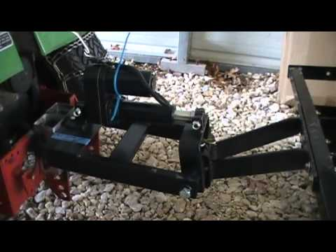 Electric Sleeve Hitch Youtube
