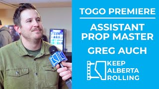 Greg Auch - Assistant Prop Master - Disney+ Togo