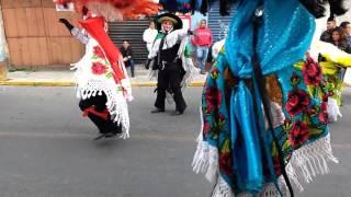 Carnaval Papalotla Tlaxcala 2016 | Xilotzinco