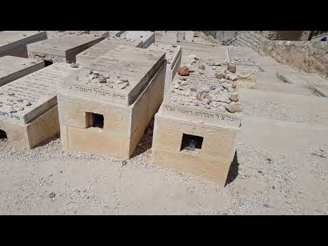 The Story Of The Jewish Cemetery On The Mount Of Olives The Most Important Cemetery In Jerusalem