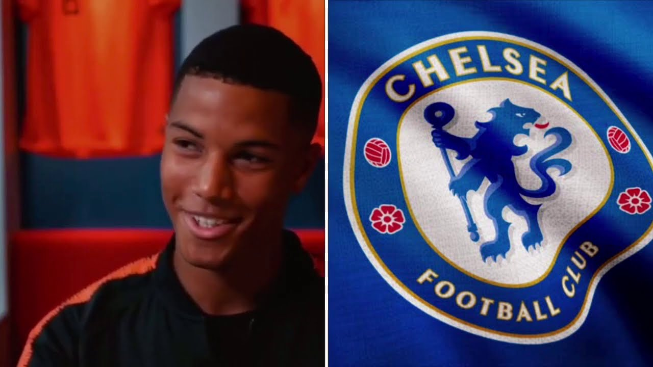 """XAVIER MBUYAMBA FINALLY A BLUE 💙 YOUNG """"VAN DIJK"""" TO JOIN CHELSEA THIS WEEK 🔥"""