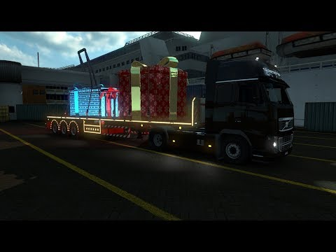 ETS 2 A New Beginning: Episode 525 Gifts to Osnabruck (D)