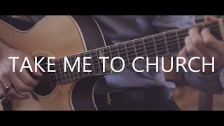 Take Me To Church - Hozier (fingerstyle guitar cover by Peter Gergely)