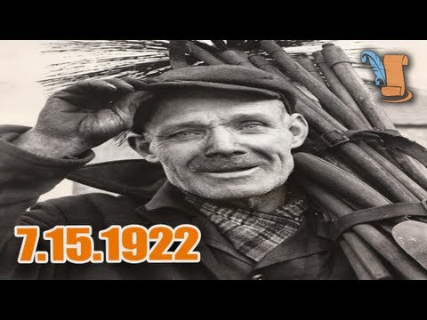 Today In History: Goodbye Mr. Chimney Sweep