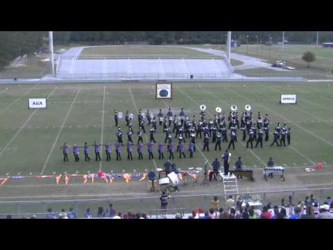 Bradwell Institute Marching Band - 2013 Coastal Empire Classic