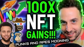 100X NFT GAINS!!! THESE projects are making people rich | Cryptocurrency News & Insights