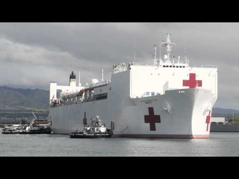RIMPAC 2014 Humanitarian Assistance and Disaster Relief Training; Feds Feed Families Campaign (HL09)