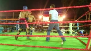 Kickboxing pro fight at barbil, odisha