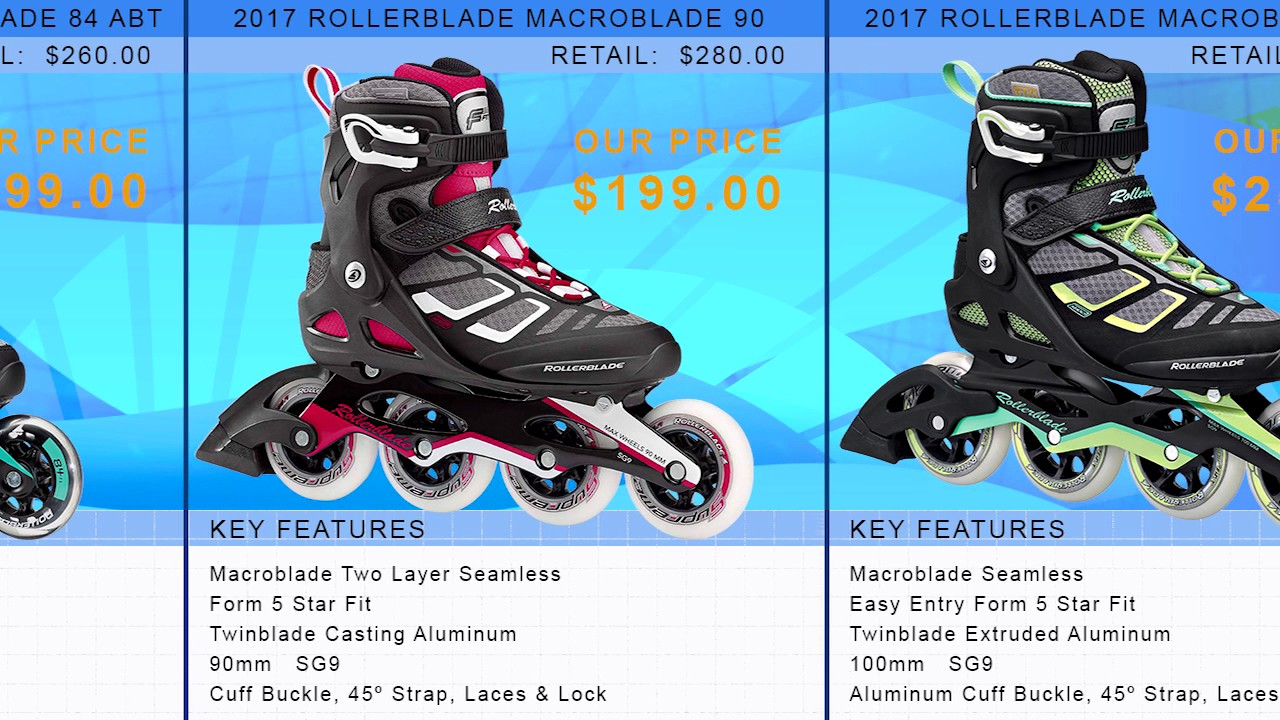 Rollerblade Womens Inline Skate Buying Guide By - Rollerblade abt