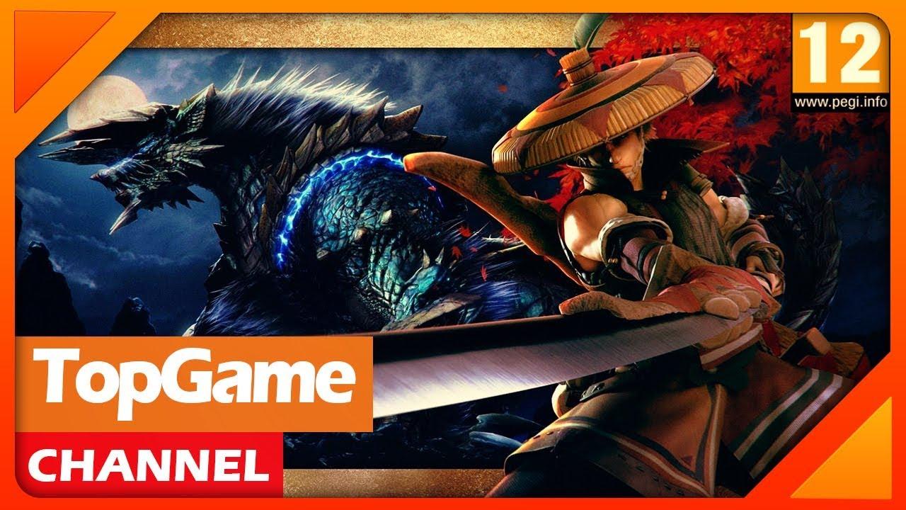[Topgame] Top game mobile săn quái vật khổng lồ giống Monster Hunter World | Android-IOS